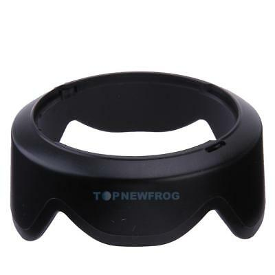 EW-53 Reversible Camera Lens Hood for Canon EF-M 15-45mm f/3.5-6.3 IS STM TN2F