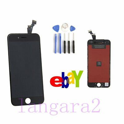 "For 4.7""iPhone 6 LCD Screen Replacement Digitizer Touch Assembly Display Black"