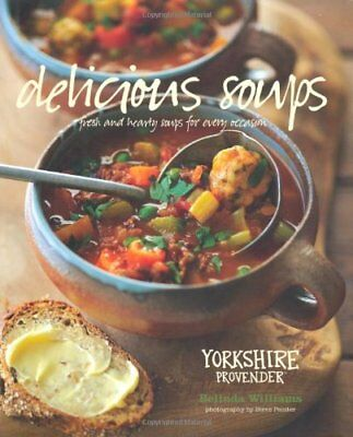 Delicious Soups - Fresh and hearty Yorkshire Provender soups for every occasion
