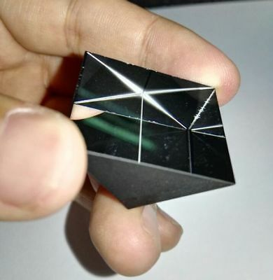 Reflective prism Internal reflection Physical Experiment Lens 21*21*25mm