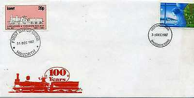 Great Britain Lancashire & Yorkshire Railway  First Day Cover