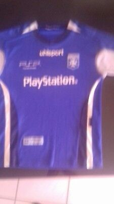 maillot auxerre