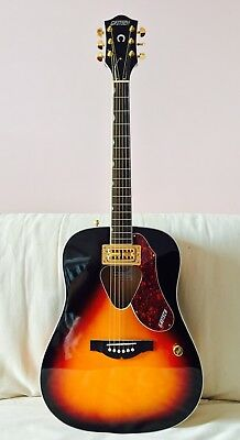 Splendide Guitare Folk Electro Gretsch Guitars - G5031FT Rancher Dreadnought