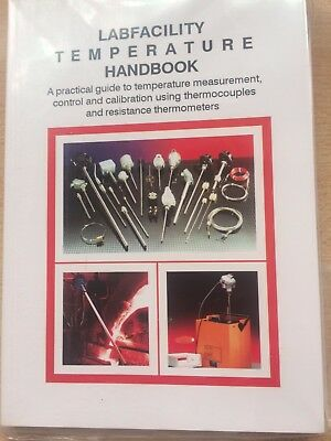 Temperature hand book for measurement instuction £4.50 Z1405