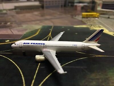 HERPA WINGS 1/500 AIR FRANCE  A320 With Skyteam Logo