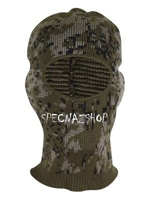 Russian SNIPER`s Tactical Wool Blend WINTER BALACLAVA MASK CIFRA EMR ARMY Issue