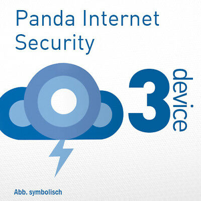 Panda Internet Security 2019 Dome Advanced 3 dispositivos 3 PC 1 año 2018 ES