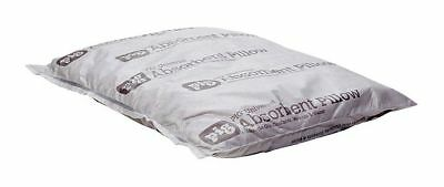 "New Pig Absorbent Pillow, Universal, 32 gal., 17"" x 21"", Cellulose Gray  PIL201"
