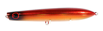 FCL Labo Popper Pencil Nasup 195 Floating Lure 91 grams RG (5068)