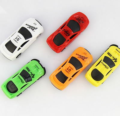 5PCS Diecast SMALL Cars 1-2 1:55 plastic Car Toy New And Loose GK
