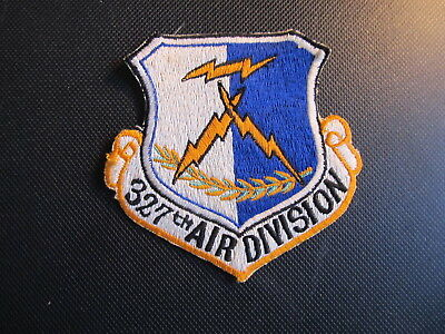 Vietnam Era 327th Air Division Patch.