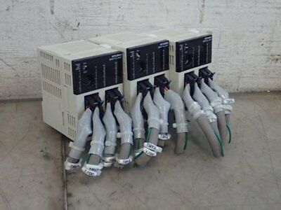 3 Mitsubishi Fx2Nc-64Mt Programmable Controllers