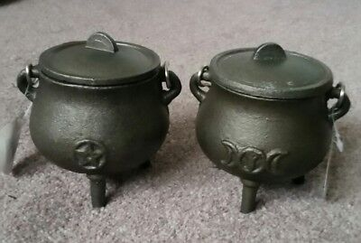 Cast Iron Cauldron! GET BY 25TH GUARANTEE FOR 31ST!!! BEST PRICE EBAY!!