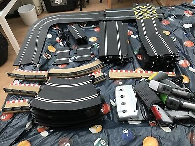 Scalextric Digital Power 4 Car/player Various Track Parts No Cars Inc