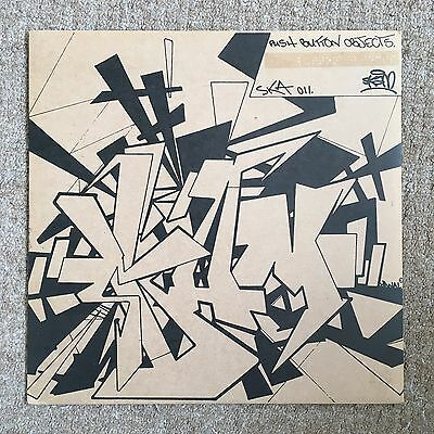 """Push Button Objects - A Day In A Life 12"""" (SKA011, 1999, Breakbeat, Electro)"""