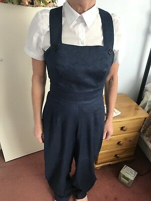 1940s Dungarees