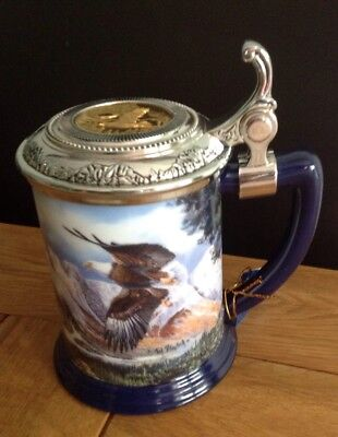 Eagle Of The Last Frontier Collector Tankard