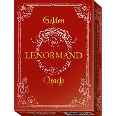 Golden Lenormand Oracle, brand new