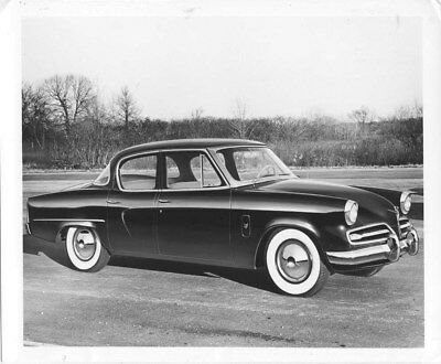 1953 Studebaker Commander Four Door Sedan ORIGINAL Factory Photo oub8752