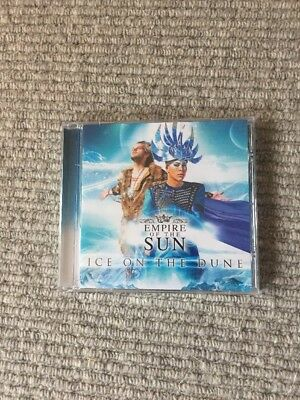 Empire of the Sun - Ice on the Dune (2013) CD