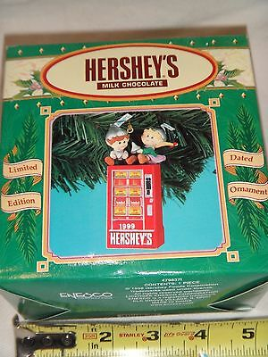 Christmas Treasures Collection Hershey's Milk Chocolate Limited Dated Ornament