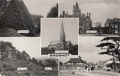 Bagshot multiview posted 1972
