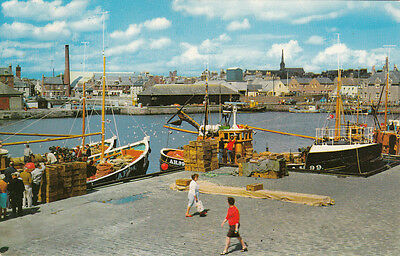 Arbroath Harbour not posted