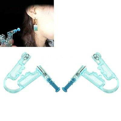 Professional Disposable  Safety Body Ear Piercing Gun Tool with Stud Earring AP