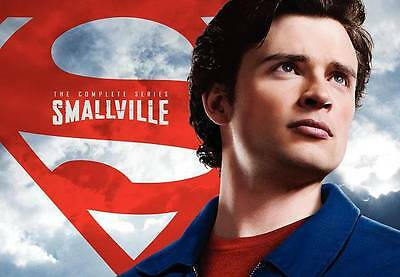 Smallville: The Complete Series, Very Good DVD, Various, Various