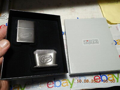 Vintage Zippo Camel Table Lighter Brand New In Box Never Displayed 1997
