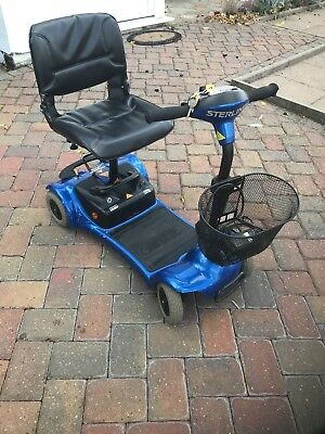 Sterling Little Gem Mobility Boot Scooter