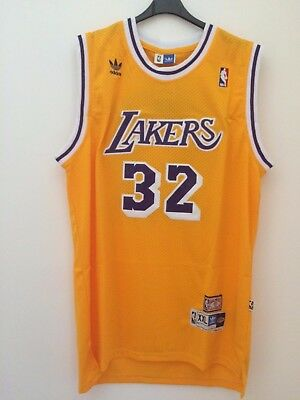 Maglia nba basket canotta Earving Magic Johnson jersey LA Lakers S/M/L/XL/XXL