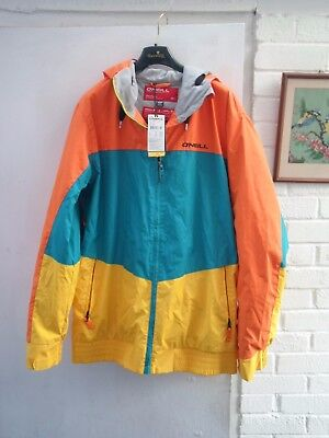 Oneill Ski Royalty Jacket Size 42/44 Waterproof Breathable Rrp £149.99 One  Only