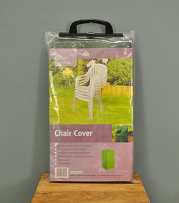 Gardman Quality Waterproof Outdoor Garden Furniture Stacking Chair Chairs Cover