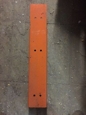 Upright Pallet Racking Guard 700Mm X 110Mm (Used)