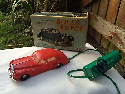 Vintage Rolls Royce,Clifford Series,Battery Operated,Remote Control,Boxed.