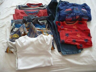Bundle of Boy's Clothes to Fit 2-3 Year Old