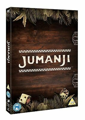 Jumanji (Special Edition With Board Game) [DVD]