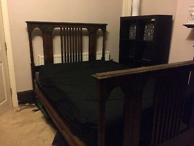 Antique bed good condition