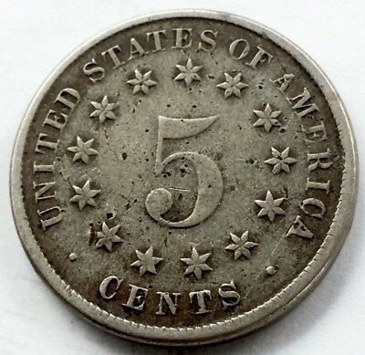 1882 Shield Nickels - 5 Cents - See Pictures For Details
