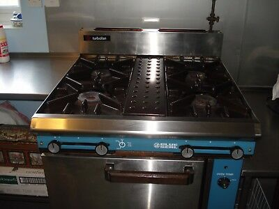 Blue Seal G54  Gas Turbofan Commercial Convection Oven