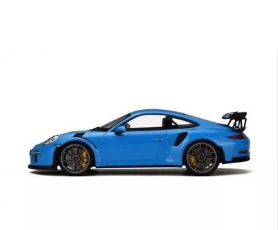 New 1/18 GT Spirit Porsche 911(991) GT3 RS Riviera Blue 2000pcs