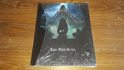 Long John Silver Tome Iv Guyanacapac Edition Deluxe Neuf Lauffray Grand Format