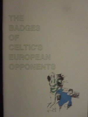 Brochure - The Badges of Celtic FC European Opponents