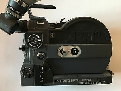 Arriflex Super 16mm SR2 16 mm Camera