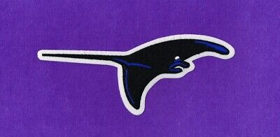 Tampa Bay Devils Rays Mlb Embroidered Patch