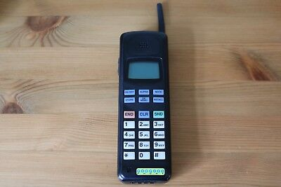 Vintage Ctn7000 Cellular Mobile Phone Cleartone Peoples Phone 1990 Made In Japan