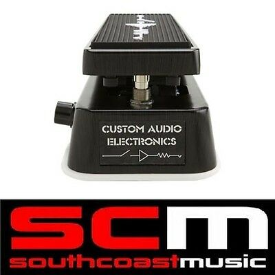 MXC404 Custom Audio Electronics CAE WAH-WAH ELECTRIC GUITAR EFFECTS WAH FX PEDAL