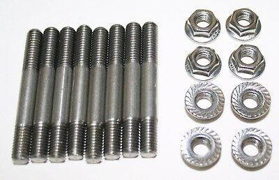 Honda CB650 1979-82 , CB650C 1980-81 Custom Exhaust Stud Set
