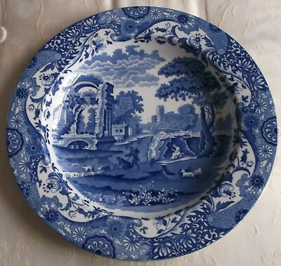 """C1926 Huge COPELAND SPODE  Italian Charger In Excellent Condition 15.1/2"""" Dia"""